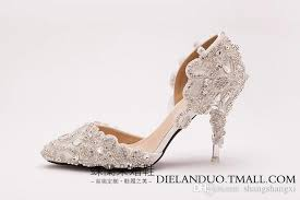 wedding shoes rhinestones 2015 bling wedding shoes sparkling rhinestones bridal shoes