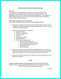 Resume Templates For Applications 7 Best Resume Images On High Students Resume
