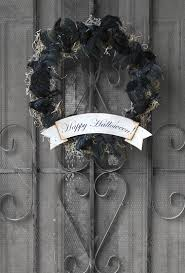 Halloween Wreath Black Crow Halloween Wreath Tried U0026 True