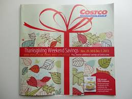 Costco Thanksgiving Costco December 2016 Coupon Book 11 28 16 To 12 24 16
