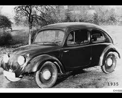 volkswagen old beetle modified beetle 1938 2003