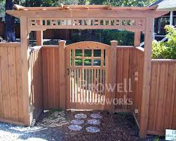 Wooden Garden Gates Designs Markcastroco - Backyard gate designs