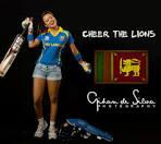 Sri Gedara: Gayesha Perera in ICC T0