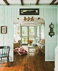 Best Guest Cottage Images On Pinterest Small Houses Stone - Shabby chic beach house interior design