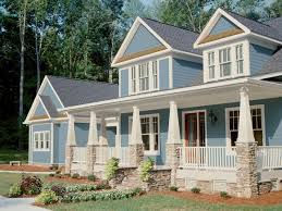 craftman style house curb appeal tips for craftsman style homes hgtv