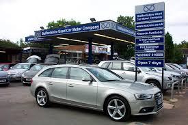 used audi a4 estate for sale motors co uk