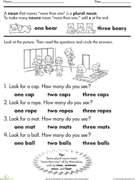grammar time plural nouns plural nouns grammar worksheets and