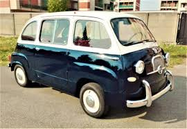 fiat multipla 1956 fiat multipla 600 1st series coys of kensington