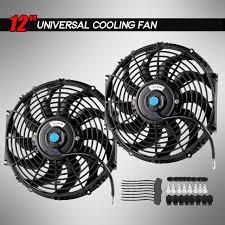 refroidir chambre de culture 2x12 moteur ventilateur de refroidissement universel mince push