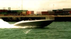 the program scarface porsche boat miami youtube