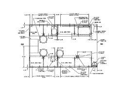 machine shop floor plans figure 2 components to be mounted floor plan m109a3