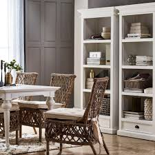 White Bookcase Uk by White Bookcase With Drawer