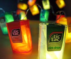 how to make fairy lights how to make tic tac fairy lights smartlivingenvironment