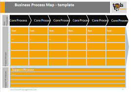 Process Map Template Excel Archive Process Map Template Tools4management