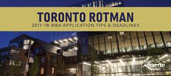 personal statement mba sample essays rotman school of management mba application essay tips