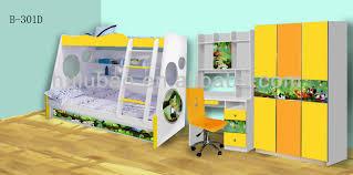 cheap pink children bedroom furniture sets wholesale for girls bed