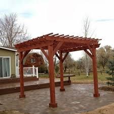 Trellis Structures Pergolas Pergola And Trellis Design Ideas Archadeck Outdoor Living