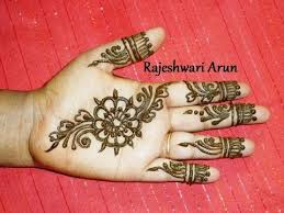 simple easy henna mehndi designs for by for