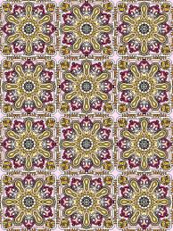 mandala pattern coloring pages adults mandalas color mandala