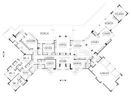 ranch floor plan ranch style house plan 5 beds 5 5 baths 5884 sq ft plan 48 433
