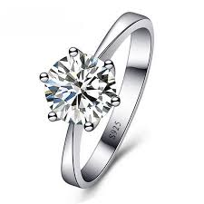 metal rings jewelry images Jexxi romantic wedding rings jewelry cubic zirconia ring for women jpg