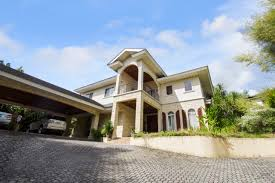 5 bedroom homes spacious 5 bedroom house for rent in town homes cebu grand
