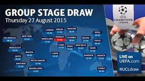 what time is champions league draw around the world chelseanews24