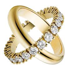 images of wedding rings cartier wedding rings wedding ring yellow gold paved