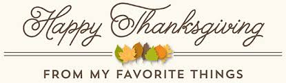 happy thanksgiving from mft