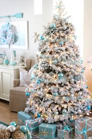 themed christmas tree decorations mesmerizing blue christmas tree decoration ideas christmas