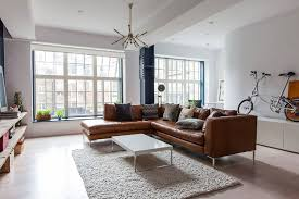 Amazing Industrial Chic Chandelier Inside An Industrial Chic Flat