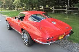 1962 split window corvette 1963 chevrolet corvette split window 4 speed for sale on bat