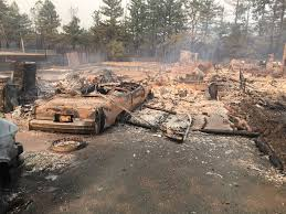 North Bay Fire Report by Twittersphere Social Media Posts From Those Affected By Raging