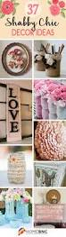 Diy Shabby Chic Home Decor by 37 Best Diy Shabby Chic Decoration Ideas And Designs For 2017