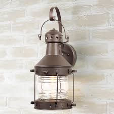 Nautical Ceiling Lights Rustic Nautical Outdoor Pendant Light Shades Of Light