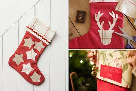 Christmas Stocking Decorations Christmas Stocking Diy Laura Ashley Blog
