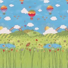 nursery rhymes blackout perfect fit roller blind direct order