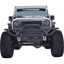 jeep rock crawler 07 16 jeep wrangler jk rock crawler tubular front bumper