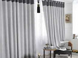 White And Grey Curtains Home Decor The Best Grey And White Blackout Curtains Pics As Grey