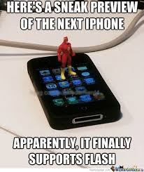 Iphone Users Be Like Meme - memecenter users get the first sight of the next iphone by snajath