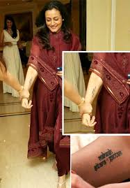 samantha tattoo on her neck celebrities who got inked tollywood celebrities tattoo pictures