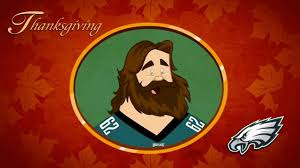 thanksgiving eagles game 2014 2014 eagles game 12 cartoon youtube