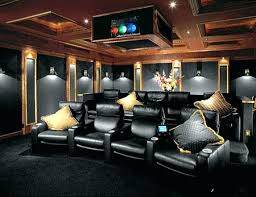 basement home theatre home design and decor