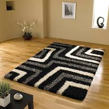 Black And White Area Rugs For Sale 70 Best Monochrome Rugs Images On Pinterest Contemporary Rugs