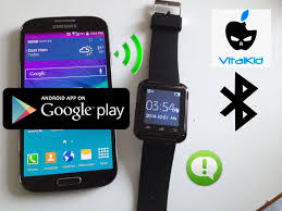 Setting Up Your Smartphone Now by How To Set Up U8 Smartwatch Install Btnotifications Easy Youtube