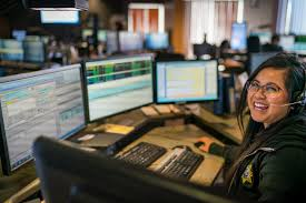 public safety dispatcher