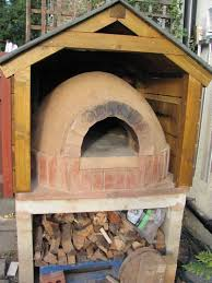 How To Build A Pizza Oven In Your Backyard Wood Fired Clay Pizza Oven Build With Pizza Recipe 12 Steps