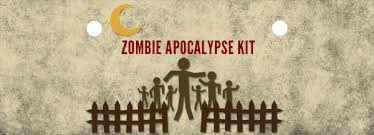 free printable zombie images diy gift idea zombie apocalypse kit free printable zombie