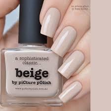 polish beige