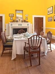 Dining Room Monticello by Thomas Jefferson Culinary Revolutionary The Colonial